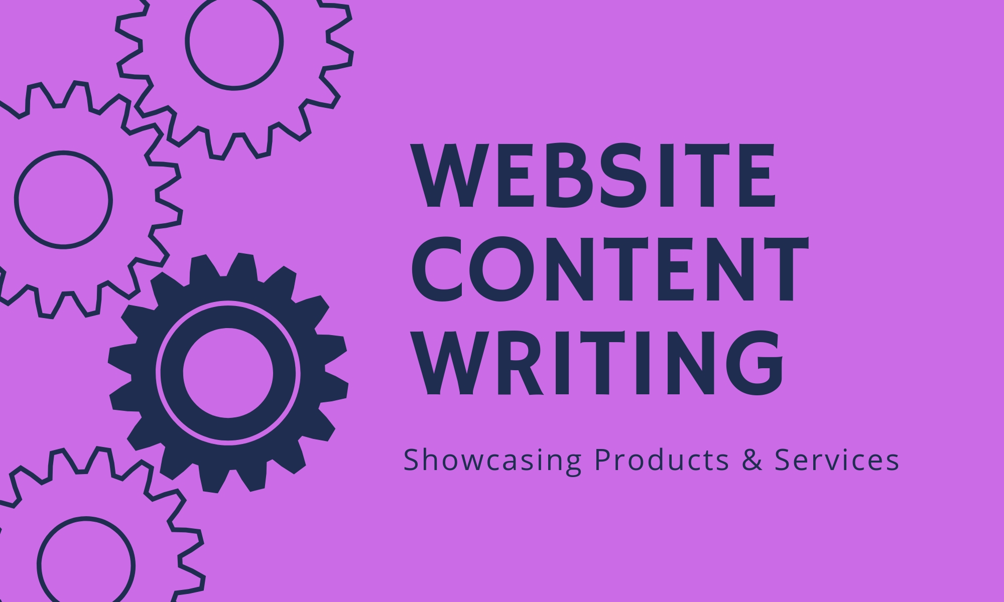 Website Content Writing Service